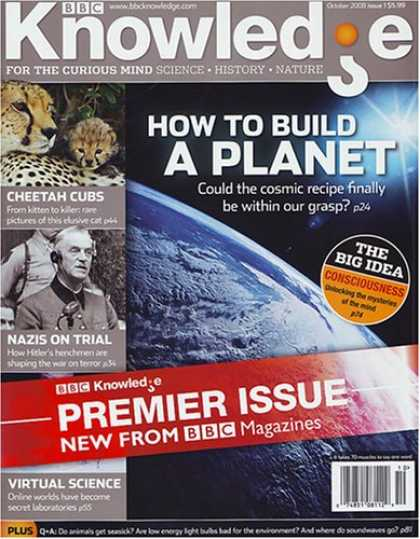 Bestselling Magazines (2008) - BBC Knowledge
