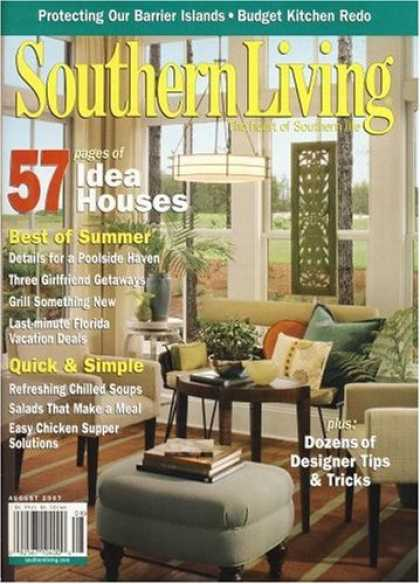 Bestselling Magazines (2008) - Southern Living