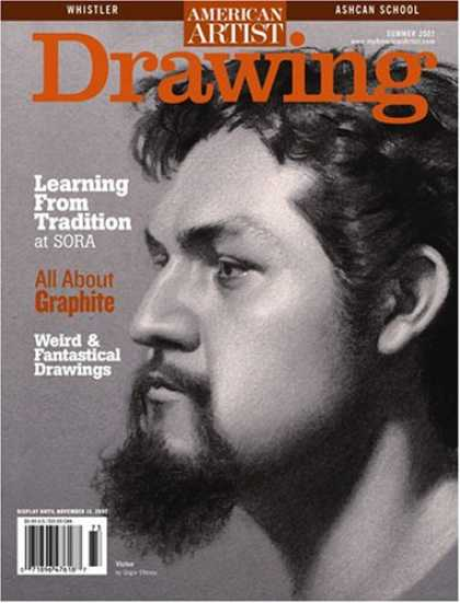 Bestselling Magazines (2008) - American Artist Drawing