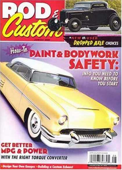 Bestselling Magazines (2008) - Rod & Custom