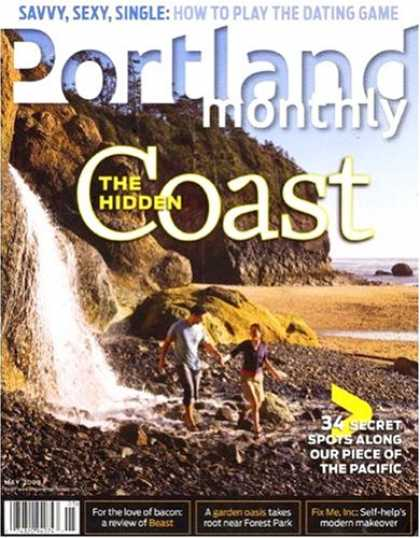 Bestselling Magazines (2008) - Portland Monthly