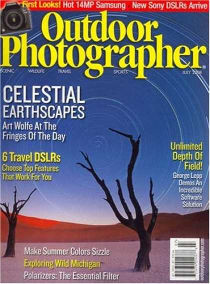 Bestselling Magazines (2008) - Outdoor Photographer