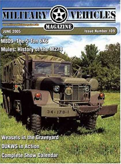Bestselling Magazines (2008) - Military Vehicles
