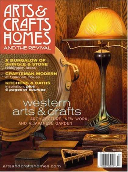 Bestselling Magazines (2008) - Arts & Crafts Homes and the Revival