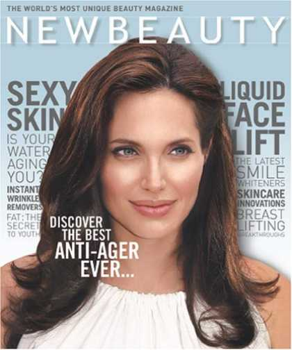 Bestselling Magazines (2008) - NewBeauty: The Ultimate Guide to Plastic Surgery and Cosmetic Dentistry