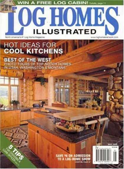 Bestselling Magazines (2008) - Log Homes Illustrated