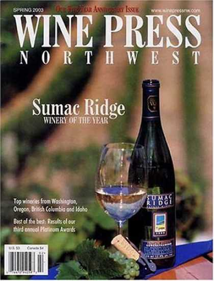 Bestselling Magazines (2008) - Wine Press Northwest