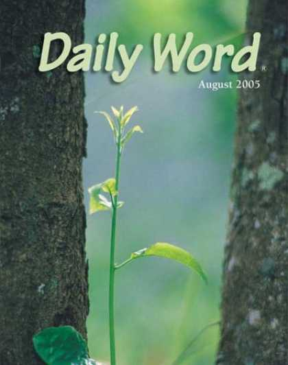 Bestselling Magazines (2008) - Daily Word - Large Print Edition