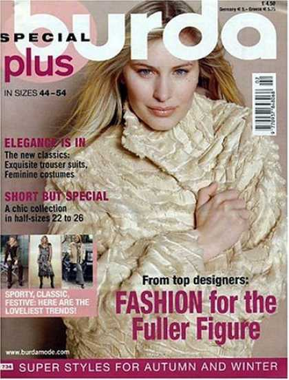 Bestselling Magazines (2008) - Burda Plus
