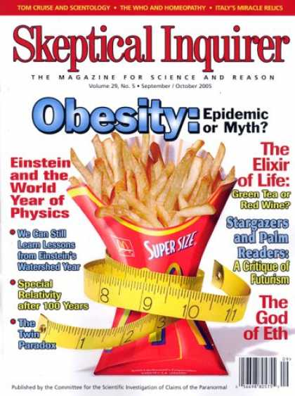 Bestselling Magazines (2008) - Skeptical Inquirer