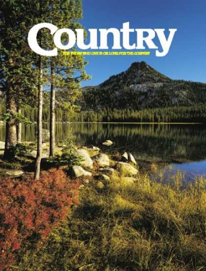 Bestselling Magazines (2008) - Country - Wi