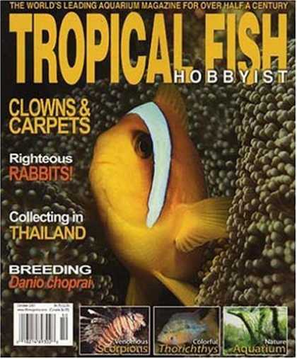 Bestselling Magazines (2008) - Tropical Fish Hobbyist