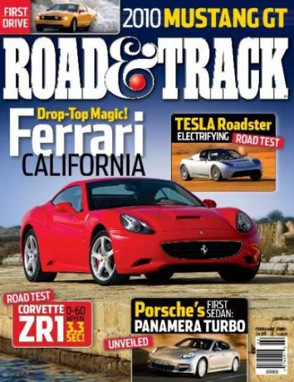 Bestselling Magazines (2008) - Road & Track
