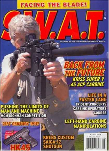 Bestselling Magazines (2008) - Swat : Special Weapons & Tactics for the Prepared American