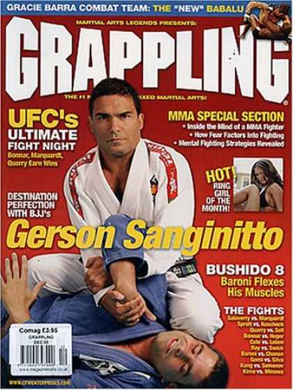 Bestselling Magazines (2008) - Ultimate Grappling