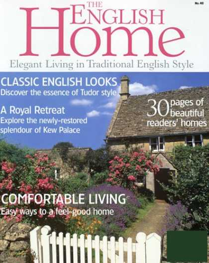 Bestselling Magazines (2008) - The English Home