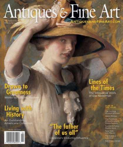 Bestselling Magazines (2008) - Antiques & Fine Art [1-year subscription]