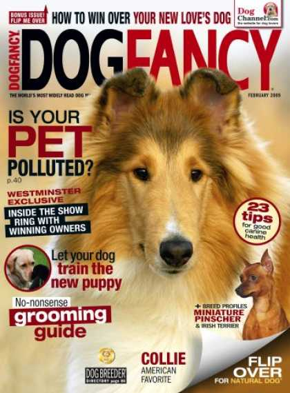 Bestselling Magazines (2008) - Dog Fancy
