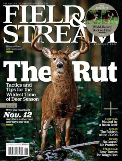 Bestselling Magazines (2008) - Field & Stream