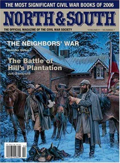 Bestselling Magazines (2008) - North & South : the Magazine of Civil War Conflict