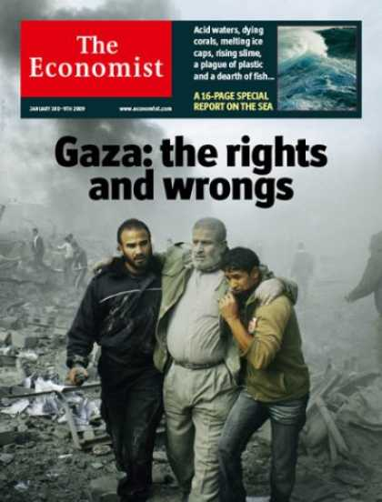 Bestselling Magazines (2008) - The Economist