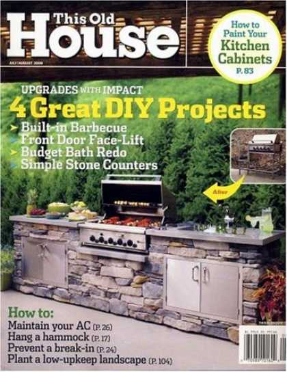 Bestselling Magazines (2008) - This Old House
