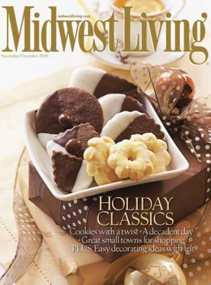 Bestselling Magazines (2008) - Midwest Living