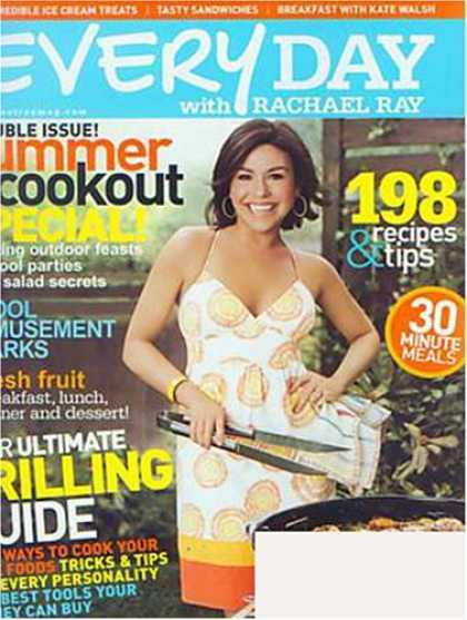 Bestselling Magazines (2008) - Everyday With Rachael Ray