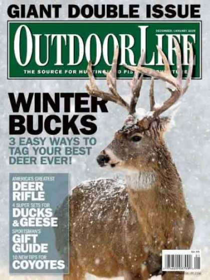 Bestselling Magazines (2008) - Outdoor Life