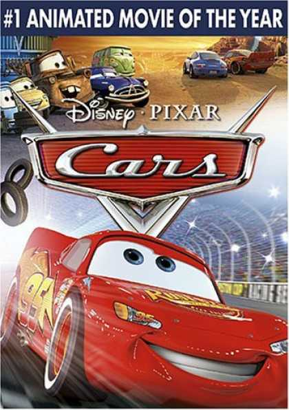 Bestselling Movies (2006) - Cars (Widescreen Edition)