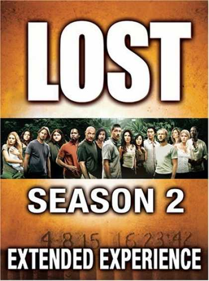 Bestselling Movies (2006) - Lost - The Complete Second Season