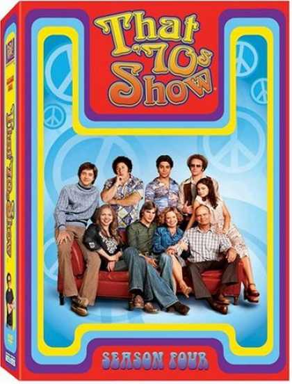 Bestselling Movies (2006) - That '70s Show - Season 4 by David Trainer