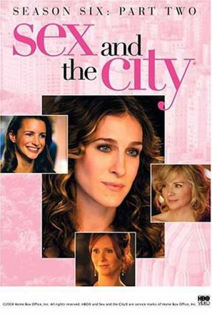 Bestselling Movies (2006) - Sex and the City - Season Six, Part 2