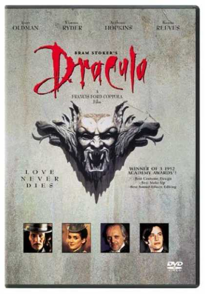 Bestselling Movies (2006) - Bram Stoker's Dracula by Francis Ford Coppola