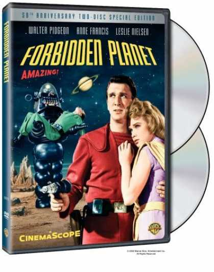 Bestselling Movies (2006) - Forbidden Planet (Two-Disc 50th Anniversary Special Edition) by Fred M. Wilcox