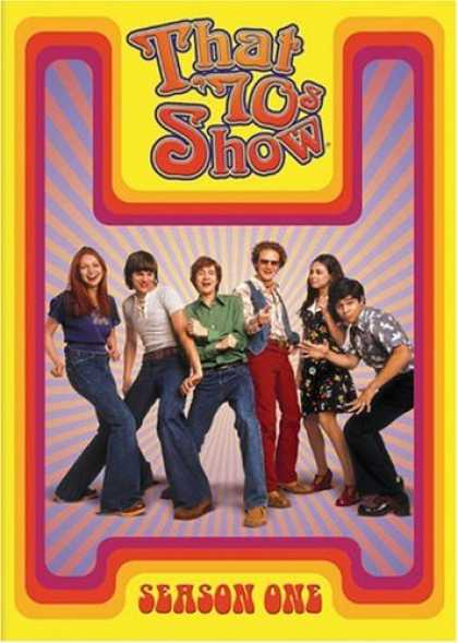 Bestselling Movies (2006) - That '70s Show - Season One by David Trainer