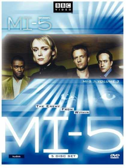 Bestselling Movies (2006) - MI-5, Volume 3 by Antonia Bird