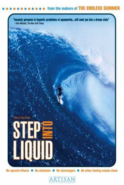 Bestselling Movies (2006) - Step into Liquid by Dana Brown (II)