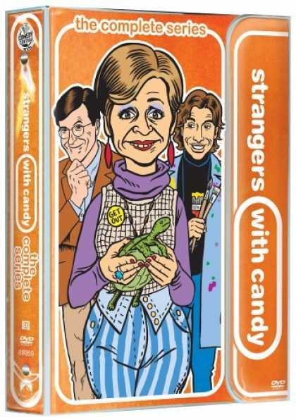 Bestselling Movies (2006) - Strangers with Candy - The Complete Series by Dan Dinello