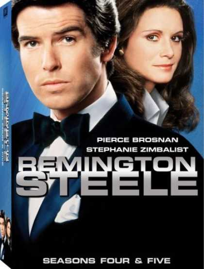 Bestselling Movies (2006) - Remington Steele - Seasons 4 and 5 by Michael Gleason (III)