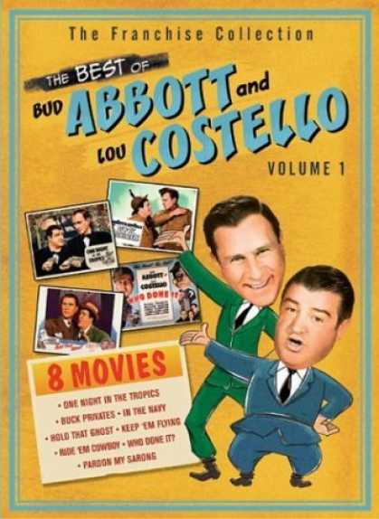 Bestselling Movies (2006) - The Best of Abbott & Costello - Volume 1 (8 Film Collection) by Arthur Lubin