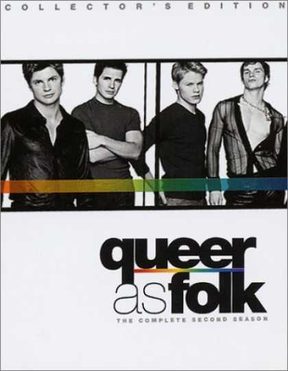 Bestselling Movies (2006) - Queer as Folk - The Complete Second Season (Showtime) by Laurie Lynd