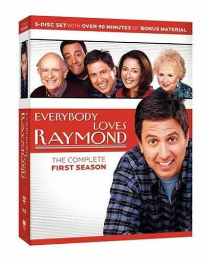 Bestselling Movies (2006) - Everybody Loves Raymond - The Complete First Season