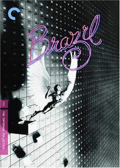 Bestselling Movies (2006) - Brazil - The Criterion Collection - (Single Disc Editon)