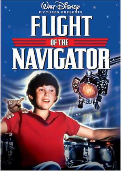 Bestselling Movies (2006) - Flight of the Navigator by Randal Kleiser