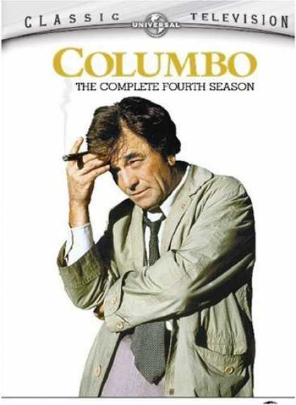 Bestselling Movies (2006) - Columbo - The Complete Fourth Season by Steven Spielberg