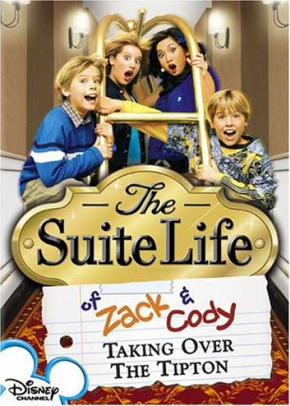 Bestselling Movies (2006) - The Suite Life of Zack and Cody - Taking Over the Tipton by Andrew Tsao