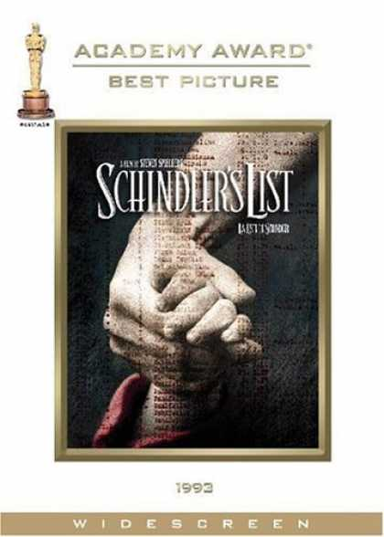 Bestselling Movies (2006) - Schindler's List (Widescreen Edition) by Steven Spielberg