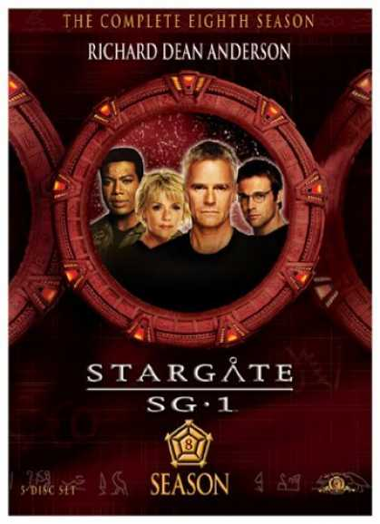 Bestselling Movies (2006) - Stargate SG-1 Season 8 (Thinpak) by Martin Wood