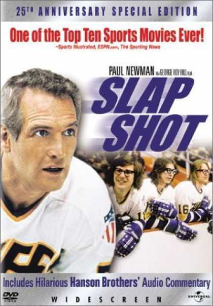Bestselling Movies (2006) - Slap Shot (25th Anniversary Special Edition) by George Roy Hill